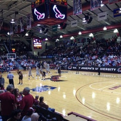Photo taken at Hagan Arena by Carlos F. on 11/21/2012