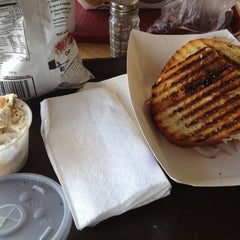 Photo taken at Genesis Bagels And Deli by Dusty K. on 10/10/2012