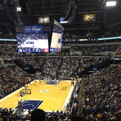 Photo taken at Bankers Life Fieldhouse by Dusty K. on 12/8/2012