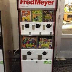 Photo taken at Fred Meyer by Bradley A. E. on 11/13/2013