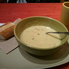 Photo taken at Panera Bread by Sarah D. on 2/8/2013