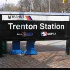 Photo taken at NJT - Trenton Transit Center (NEC) by King-Christopher J. on 2/21/2013