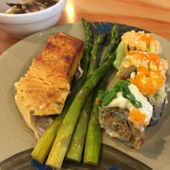 Photo taken at New Town Super Buffet by Oscar V. on 3/22/2015