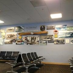 Photo taken at Juneau International Airport (JNU) by Christopher O. on 12/24/2012