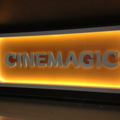 Photo taken at Cinemagic by Diogo T. on 12/24/2012