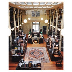 Photo taken at Providence Athenaeum by Andy K. on 1/21/2015