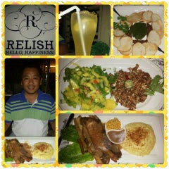 Photo taken at Relish at Ponte by Agnes on 7/16/2015