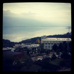 Photo taken at Sakarya Üniversitesi by Levent G. on 11/16/2012