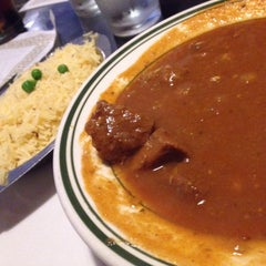 Photo taken at India Palace Restaurant by Obed S. on 7/28/2015