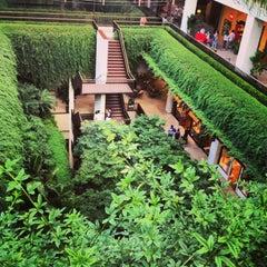 Photo taken at Shopping Cidade Jardim by Fernando L. on 6/9/2013