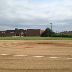Photo taken at Latrobe Field by Mike R. on 6/9/2013