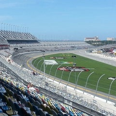 Photo taken at Daytona International Speedway by Colin S. on 7/4/2013