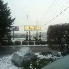 Photo taken at The Middlesex Diner by Jennifer C. on 12/29/2012