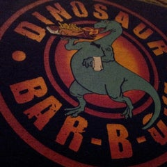 Photo taken at Dinosaur Bar-B-Que by Matthew M. on 12/30/2012