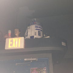 Photo taken at Bluefoot Bar & Lounge by Marg D. on 4/13/2013