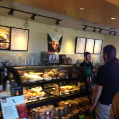 Photo taken at Starbucks by Craig W. on 5/4/2013