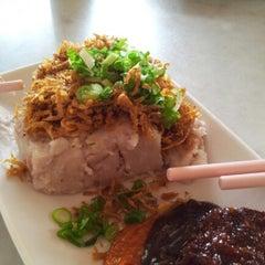 Photo taken at 1 Corner Cafe by Ying Ying W. on 1/16/2013