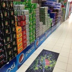 Photo taken at Safestway Supermarket سيفستوي by ™MЯ.Ω̶ℓMΩ̶Ƨı̝̚²º¹⁴ 7. on 5/23/2014