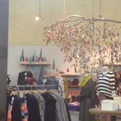 Photo taken at Anthropologie by Janet F. on 12/21/2014