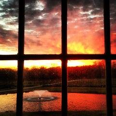 Photo taken at Chamard Vineyard by Pete M. on 1/19/2013