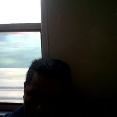 Photo taken at Commuter Line JKT-Serpong by Angrew H. on 12/1/2012