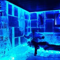 Photo taken at Icebarcelona by Bili on 10/27/2012