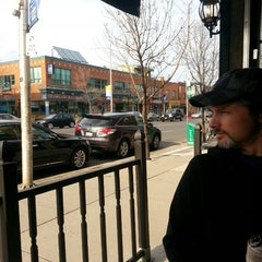 Photo taken at The Auld Spot Pub by Danielle R. on 4/13/2014