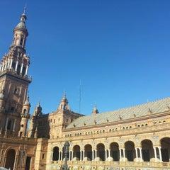 Photo taken at Sevilla by Büşra E. on 2/3/2013