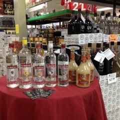 Photo taken at Marketview Liquor by Scott on 10/5/2012