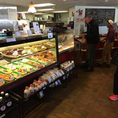 Photo taken at Mackenthuns Meats & Deli Inc by Randall P. on 4/22/2015