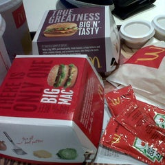 Photo taken at McDonald's by Jaja F. on 3/12/2013