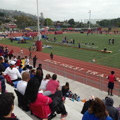 Photo taken at Laguna Beach High School by Aaron T. on 3/16/2013