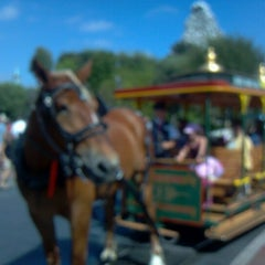 Photo taken at Horse-Drawn Streetcars by bluecat on 10/8/2012