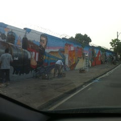 Photo taken at Avenida Pastor Martin Luther King by RodrigoRomano . on 10/26/2012