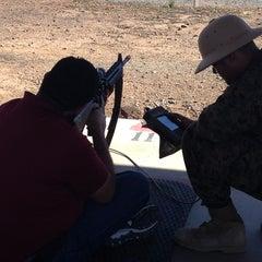 Photo taken at Hathcock Rifle Range by Darin A. on 2/1/2013