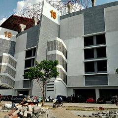 Photo taken at Stadion Gelora Bung Tomo by Satrio D. on 11/24/2012