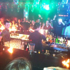 Photo taken at Bar Rouge by Marina❤🇨🇳 P. on 1/25/2013