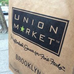 Photo taken at Union Market by Idolmaker F. on 5/9/2013