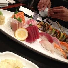 Photo taken at Cherry Sushi by Matthew T. on 10/9/2012
