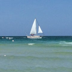 Photo taken at Miami Beach At 4525 Collins by Pablo R. on 7/27/2014