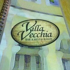 Photo taken at Villa Vecchia by Thiago A. on 10/25/2013