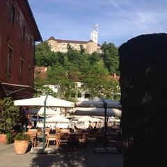 Photo taken at Ljubljana by Pedro C. on 6/2/2015