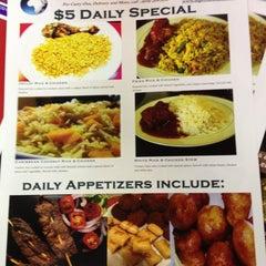 Photo taken at Intercontinental Restaurant by Bethia W. on 11/3/2012