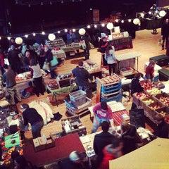 Photo taken at Somerville Winter Farmers Market by Cuisine e. on 12/1/2012