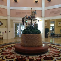 Photo taken at Disney's Saratoga Springs Resort & Spa by Paulo J. on 5/27/2013