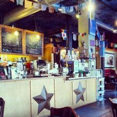 Photo taken at Ritual Café by Tom M. on 3/6/2013