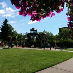 Photo taken at Pioneer Park by Tom W. on 7/31/2014
