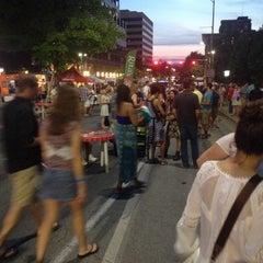 Photo taken at Nightfall Concert Series by Lynn M. on 6/21/2014