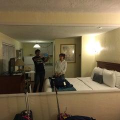 Photo taken at Lighthouse Resort Inn & Suites by Emi L. on 11/15/2015