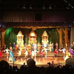 Photo taken at สวนนงนุช (Nong Nooch Garden & Resort) by Duangporn P. on 9/15/2012